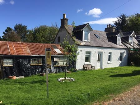 1 Bo Cottages, Fisherie