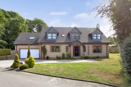 4 THE MEWS, BANCHORY LODGE, BANCHORY, AB31 5HS
