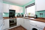 Fitted kitchen with appliances